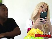 Teen Elsa Jean Fucked Interracially