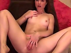 hot young blonde orgasm