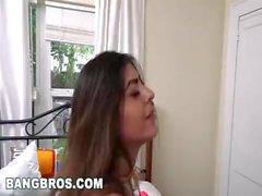 Latina Teen Audrey Royal Gets A Big Black Cock (mc15980)
