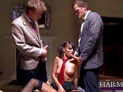 HARMONY VISION Punishing Young Harlot Melanie