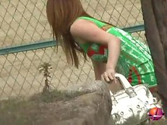 Asian Teens Exposed Outdoor Public Sex Japan 24
