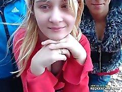 Cute teen in webcam - Episode 274