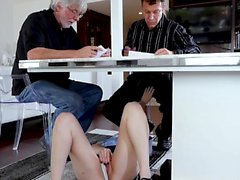ExxxtraSmall - Fucking Her Dads Employee