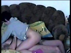 old guy fucking young polish girl on hidden camera