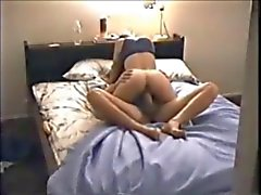 Hot chick on hidden cam