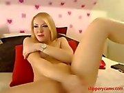 Webcam Dildo Squirt Orgasm