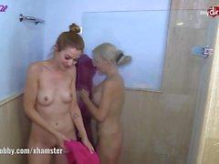 My Dirty Hobby - MaryHaze enjoys a threesome with Sandy