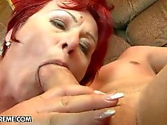 Chunky milf eszmeralda loves rough sex