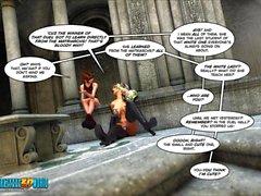 3D Comic: Legacy. Episode 42