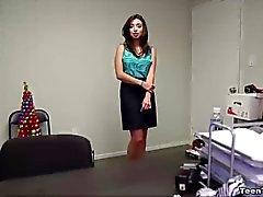 Mexican teen handjob