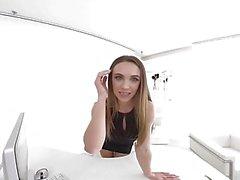 virtualtaboo Beautiful teen Veronica Clark needs your cock
