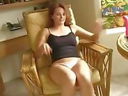 Maura Making Her Pussy Squirt