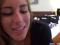 Babe on Webcam
