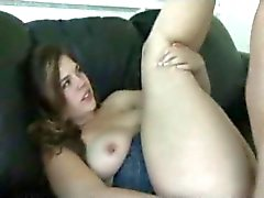 Hot Fat Chubby Teen fucking and cum swallowing her BF