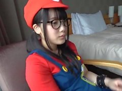 Japanese Mario Girl