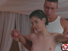 Diana gets sex massage