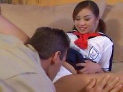 Assian Schoolgirl