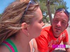 Teenie Beach Sex Mallorca