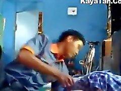 Natulog Sa Boarding House Ginapang Ang Pinay
