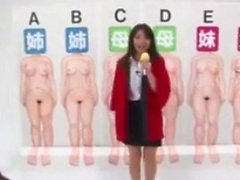Japanese TV Sex Show Guess If Naked Sisters And Mom