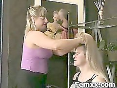 Femdom Fetish For Cruel Young Girl
