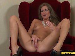 Young model homemade creampie
