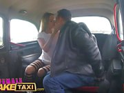 Female Fake Taxi Young stud speed fucks wet shaven czech