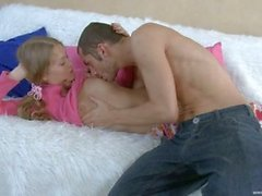 Sex with young and hot girl