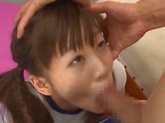 Asian schoolgirl fucked by her gymnastics teacher