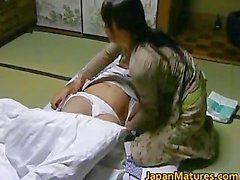 Japanese MILF has crazy sex free jav part4