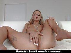 ExxxtraSmall Tiny Teen Hooker Gets Fucked