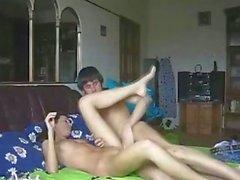 Russian Amateur Home Porn