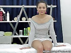 Cute gal Betty nude sex instead of profession