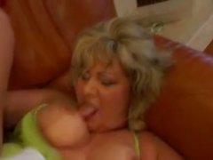 granny loves anal