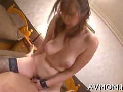 milf deepthroat cum in 69 japanese