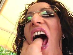 Karina gets a hardcore rough spank scene from Tamed Teens