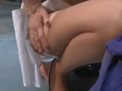 Hot milf and her younger lover 572