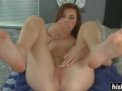 Harley Dean squirted all over the place