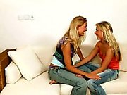 Attractive girls plan to have fun
