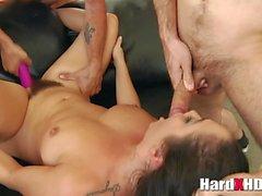 Horny Sluts Lena Paul, Karlee Grey, Piper Perri, Alexis Monroe and Blair Williams