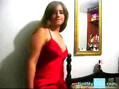 chubby teen - brazilian girl