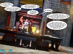 3D Comic: Legacy. Episode 25