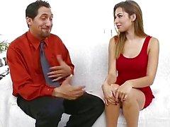 MyBabySittersClub - 18 y.o Babysitter Loves To Fuck Her Boss