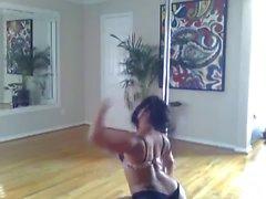 BOUNCING ASS - Maliah Michel move ass to TJ Boyce