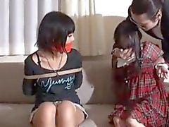Japanese girls kidnapped