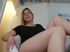 A bitch with a big ass