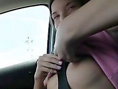 Amateur teen girl nailed by stranger guy in public