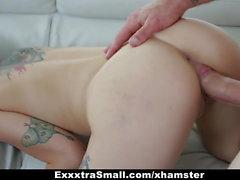 ExxxtraSmall - Hippy Artsy Teen Gets Cock Filling