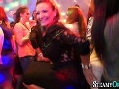 Cfnm czech teen dances