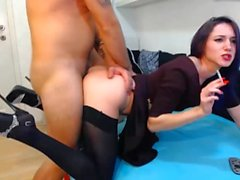 Teen Fucked Clothed CFNM